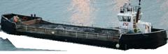 Self Proppeled Barge