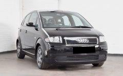 Audi A2 (via smartukas)