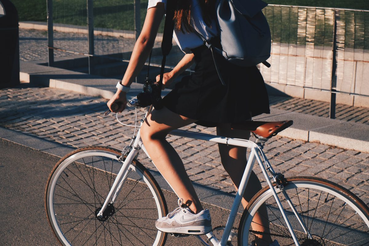 Missouri bike laws allow riding both on streets and sidewalks in most cases