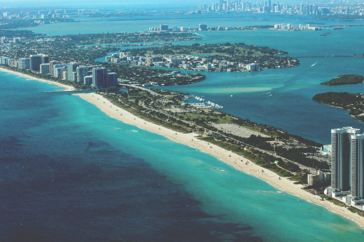 Miami: great location for vacationing and boating in South Florida