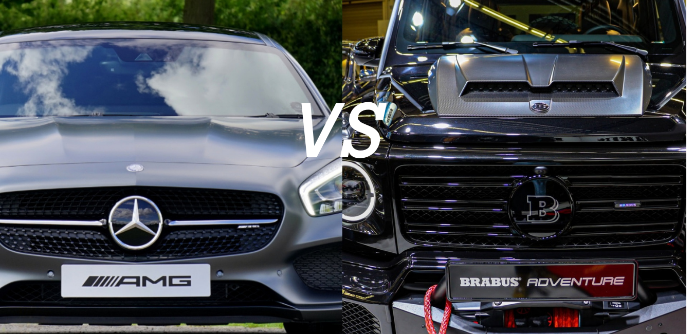 AMG vs. BRABUS: What's the Difference? Brands, Model Comparison, and More