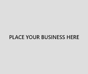 Place your business here